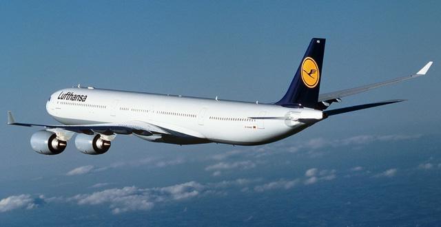 מטוס חברת התעופה לופטהנזה. צילום יחצ