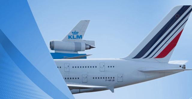 קבוצת אייר פראנס - KLM (צילום: יח