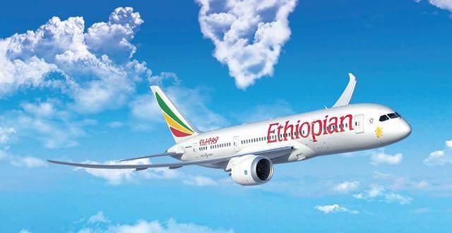 אתיופיאן איירליינס (צילום: יח