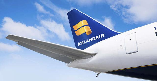 אייסלנדאייר, חברת התעופה הלאומית של איסלנד (צילום: אתר החברה)