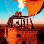 ספארי כדור פורח בטנזניה בסוכות