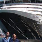 הוד מלכותה, הספינה קווין אליזבת בישראל