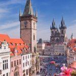 שיא: 8 מיליון תיירים ביקרו השנה בצ'כיה