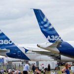 """איירבוס:""""הזמנות ל-496 מטוסים בשווי 75 מיליארד דולר """""""