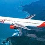Air Canada Rouge – מבט מערבה