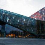 בניין הזכוכית בריקיאוויק