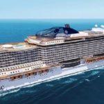 חברת MSC חושפת את סדרת אוניות Seaside