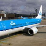 KLM חוגגת יובל לאמסטרדם