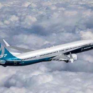 """מטוס בואינג 737 MAX- הנמכר ביותר בהיסטוריה של בואינג. צילום יח""""צ"""