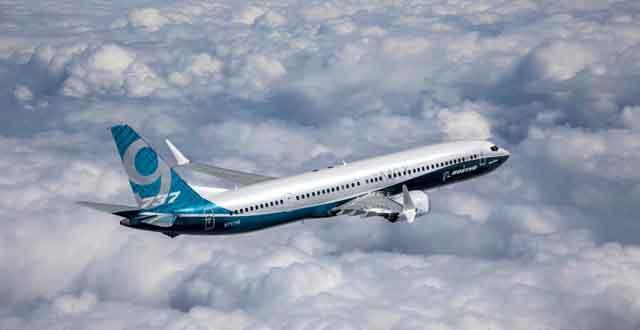 """ה- 737 MAX הוא המטוס הנמכר ביותר בהיסטוריה של בואינג. צילום יח""""צ"""