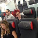 אייר קנדה: סיור סוכנים במטוס החלומות