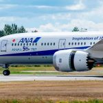 תיקון המנועים במטוסי הדרימליינר 787 של ANA  ימשך כ- 3 שנים