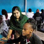 סלבריטי קרוזס תומכת בקרן MALALA