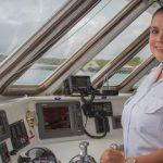 סלבריטי קרוזס מינתה קפטנית לסלבריטי אקספלוריישן