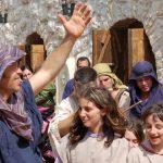 פסטיבל האביב הססגוני במוזיאון פעיל עין יעל בירושלים