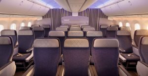 פרמיום אקונומי במטוס אל על 787 (צילום: יחסי ציבור)