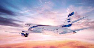 מטוס דרימליינר של אל על (צילום: יחסי ציבור)
