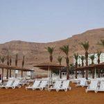 ישרוטל חונכת חוף ים ציבורי בים המלח