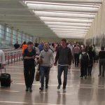 """נתב""""ג: באוגוסט נרשמה עלייה של 8.2% בתנועת הנוסעים"""
