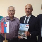 שגריר סלובקיה בישראל התארח במשרדי אופיר טורס