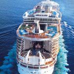 סימפוני אוף דה סיז: צעד נוסף בבניית האונייה הגדולה בעולם