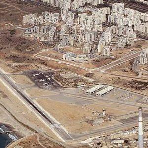 """הקמת הטרמינל הזמני בשדה דב נדחתה ב-5 חודשים. צילום יח""""צ"""