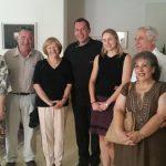 אירוע קולינרי במעון שגרירת סלובניה בישראל