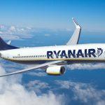ריינאייר הטיסה 9.4 מיליון נוסעים בחודש מרץ 2017