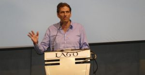 """מנכ""""ל משרד התיירות, אמיר הלוי (צילום: עוזי בכר)"""