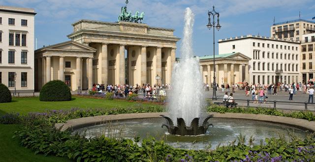 שער ברנדנבורג ברלין. © visitBerlin, Foto: Wolfgang Scholvien
