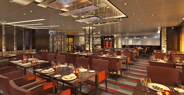 מסעדת Fahrenheit 555 Steakhouse. צילום יחצ