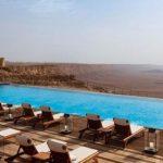 הבריכה של מלון בראשית זכתה להיות היפה בעולם
