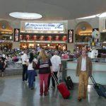 """אפריל 2018 בנתב""""ג: גידול של 8% בתנועת הנוסעים הבינלאומית"""