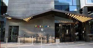 מלון פאבליקה הרצליה בניהולה של ישרוטל (צילום: אתר המלון)