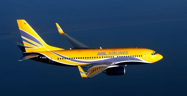מטוס של החברה הצרפתית שמתחילה להתחרות על הקו לפריז. צילום יחצ