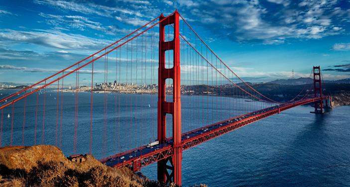 סן פרנסיסקו, פתיחת קו הטיסות נדחה.Depositphotos
