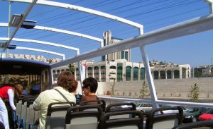 בירושלים לנו בחציון הראשון של השנה 2.0197 מיליון תיירים ,גידול של 15% בהשוואה ל-2017 . צילום עירית רוזנבלום