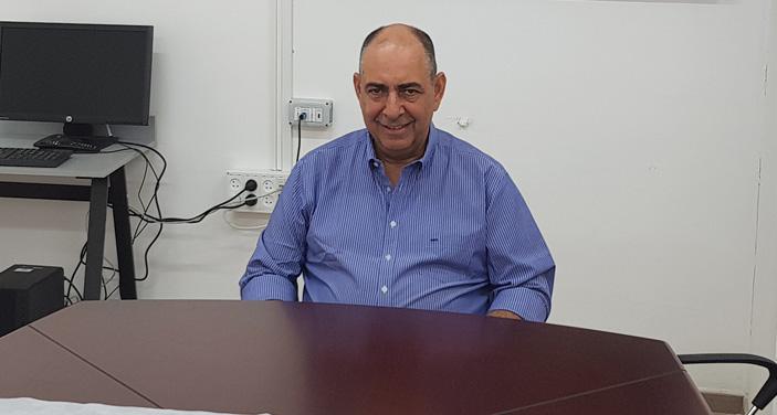 שמוליק קניגסברג, בעליה של חברת אלפנט טורס מסרי לנקה. צילום עוזי בכר