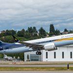 ג'ט איירווייס תהיה הראשונה בהודו להפעיל מטוס בואינג 737 MAX