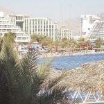 צניחה במחירי המלונות ודירות הנופש באילת בחודש יולי