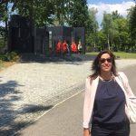 חני סובול משתתפת במשלחת הנשיא לקרואטיה