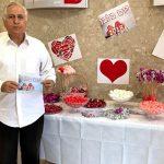 אופיר טורס חגגה ברוח טו' באב את יום בלבן בסניפיה