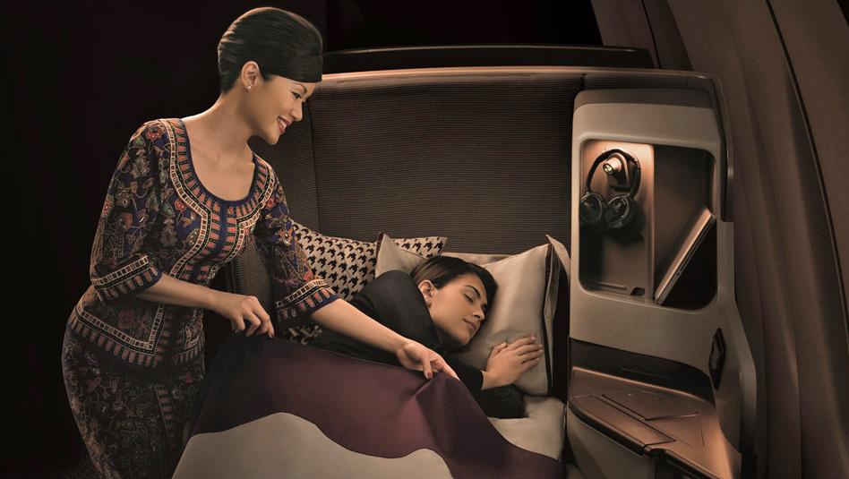"""סינגפור איירליינס: חברת התעופה הטובה בעולם. צילום יח""""צ"""