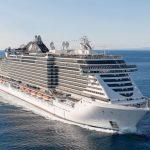 MSC מגדילה את צי האניות האולטרה יוקרתיות