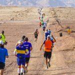בסוף החודש: מרתון מדברי באילת