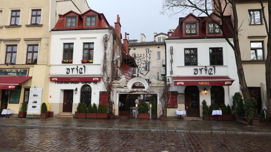 הרובע היהודי בקרקוב. צילום ליטל טריאור ליכט
