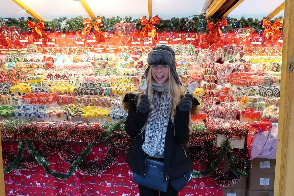 שוק חג המולד של קרקוב. צילום ליטל טריאור ליכט