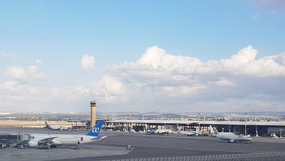 """נתב""""ג: תעשיית התעופה גדלה ביותר מ-6% בכל שנה.צילום עוזי בכר"""