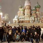אופיר טורס: סיור לימודי במוסקבה