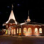 היעד ה-317 של טורקיש איירליינס: רובניימי, בירת לפלנד